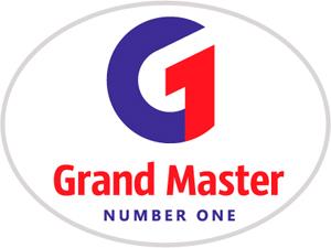 Логотип Гранд Мастер Grand Master